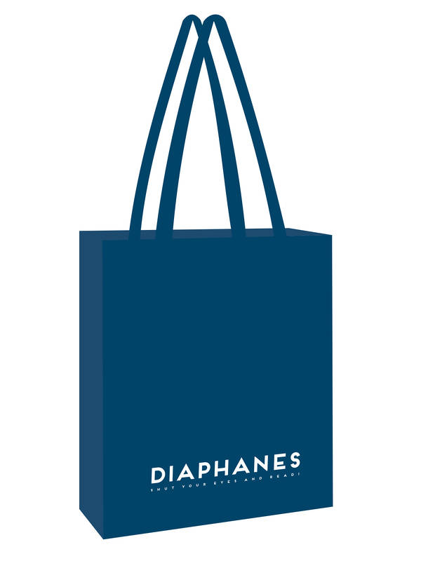 DIAPHANES-Tasche »Shut your eyes and read!«